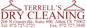 Terrells Dry Cleaning
